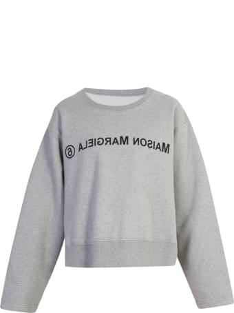 MM6 Maison Margiela Branded Sweatshirt