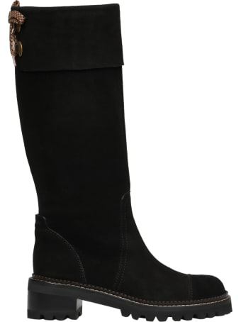 See by Chloé Suede Boot