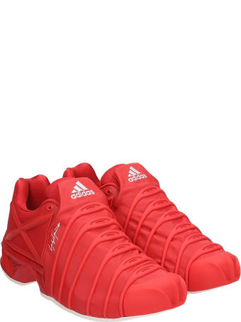 Y-3 Yuuto Sneakers In Red Tech/synthetic