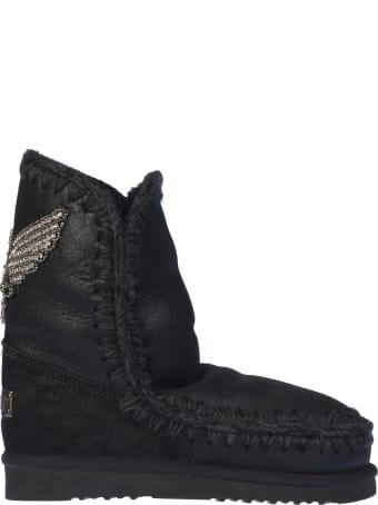 Mou Eskimo 24 Eagle Patch Boots