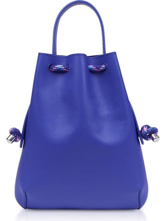 Meli Melo Majorelle Blue Briony Mini Backpack