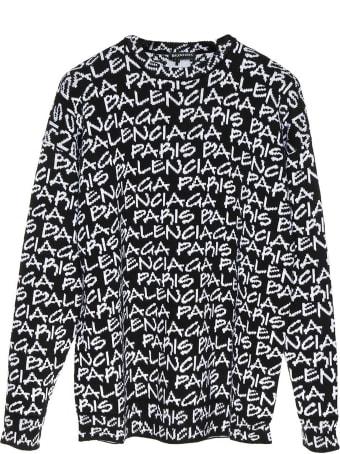 Balenciaga 'paris' Sweater