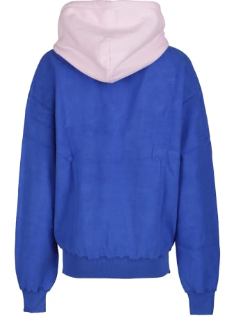 J.W. Anderson Pink And Blue Cotton Sweatshirt