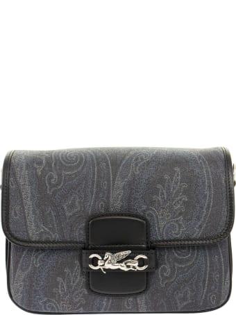 Etro Shoulder Bag With Paisley Designs