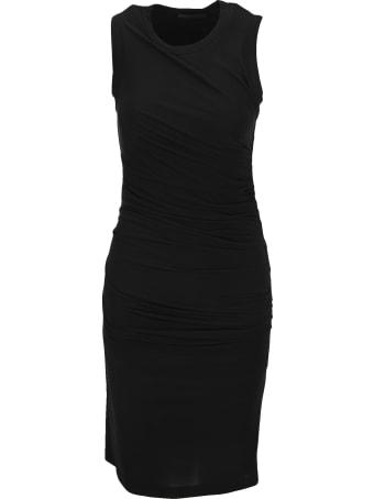 Helmut Lang Twist Mini Dress