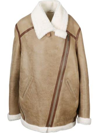 Isabel Marant Étoile Azare Shearling Jacket