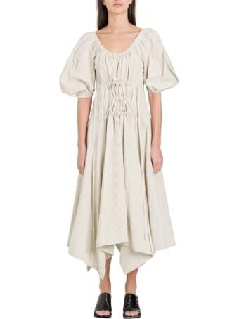 Eudon Choi Pina Striped Dress