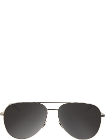 Saint Laurent Classic 11 Sunglasses With Black Lenses
