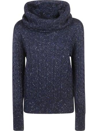 Blumarine Glitter Embellished Sweater