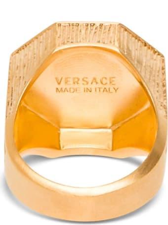 Versace Oversize Medusa Ring