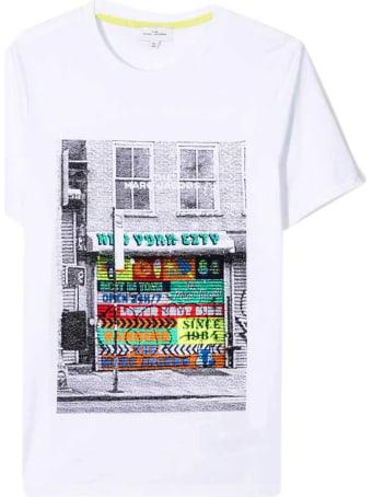 Little Marc Jacobs Print T-shirt