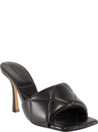 Bottega Veneta Bv Rubber Lido Sandals