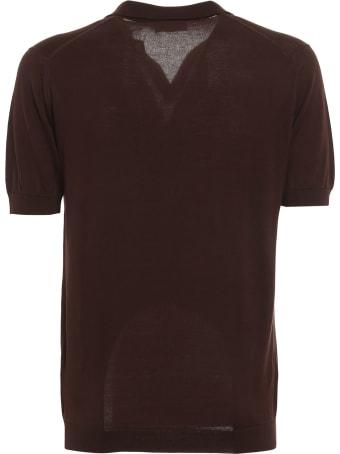 John Smedley Noah Skipper Collar Shirt Ss