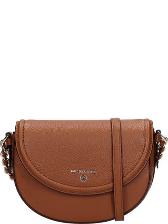 Michael Kors Shoulder Bag In Leather Color Leather