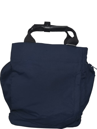 Plantation Dual Top Handle Top Zip Backpack