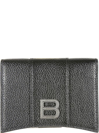 Balenciaga Flap Card Holder