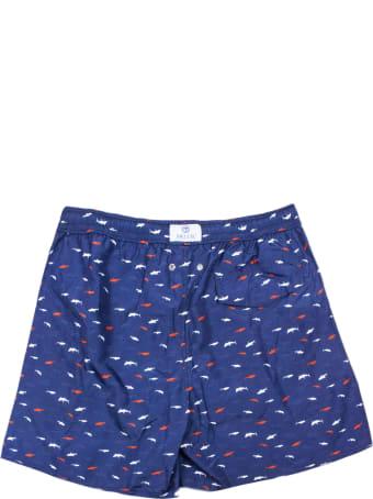 Joelury Blue Swim Trunks
