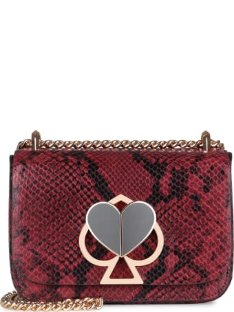 Kate Spade Nicola Python Print Leather Bag