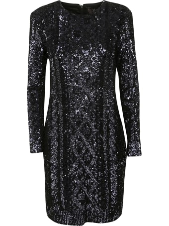 Max Mara Pianoforte Bead Embellished Dress