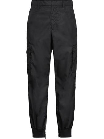 Prada Nylon Cargo Pants