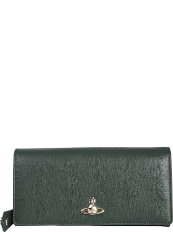 Vivienne Westwood Continental Victoria Wallet