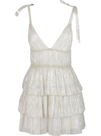 WANDERING Tiered Dress