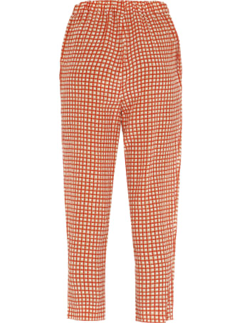 Marni Printed Silk Pants