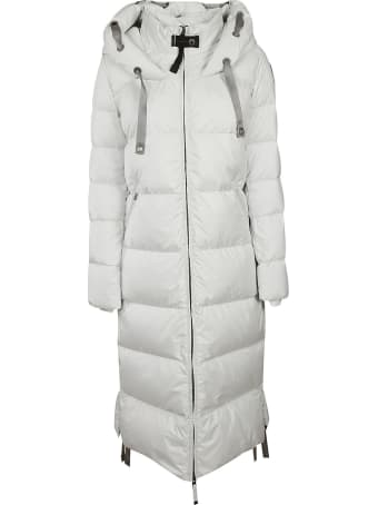 Parajumpers Long Zipped Padded Jacket