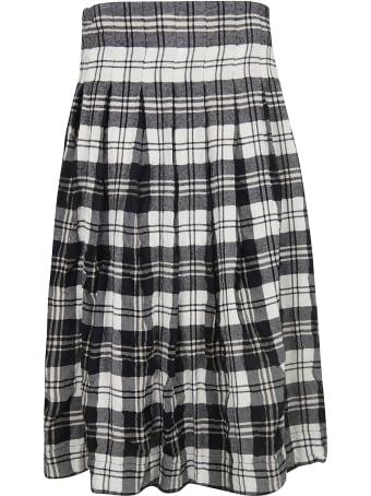 Casey Casey Checked Skirt
