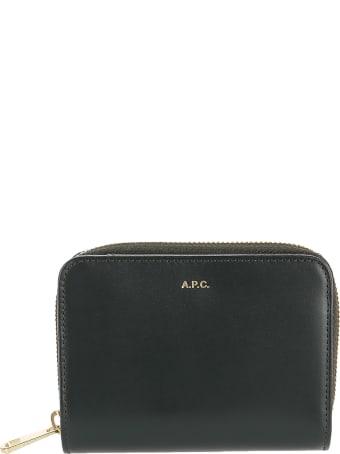 A.P.C. Compact Emmanuelle Wallet