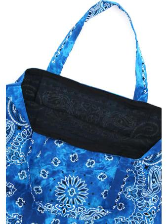 Arizona Love Bandana Print Tote Bag