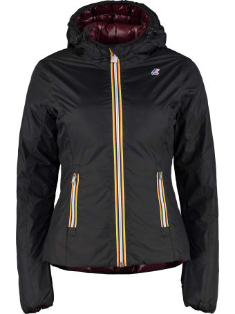 K-Way Lily Reversible Padded Jacket
