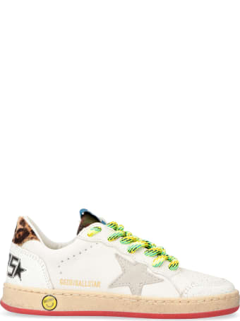 Golden Goose Ball Star Low-top Sneakers