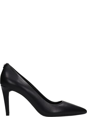 Best price on the market at italist | Michael Kors Michael Kors Damenschuhe Leder Pumps Mit Absatz High Heels