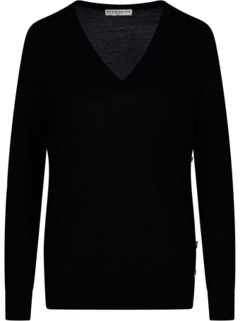Givenchy Pullover With Buttons