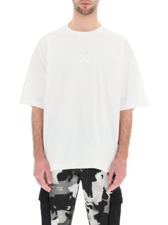 Dolce & Gabbana T-shirt Dg Logo