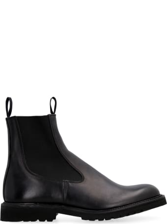 Tricker's Stephen Leather Chelsea-boots