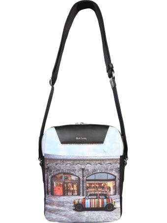 Paul Smith Mini Kings Cross Print Travel Bag