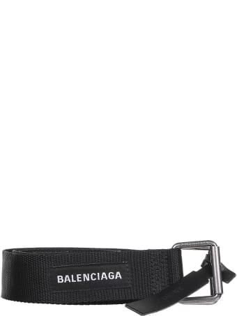 Balenciaga Balenciaga Logo Belt