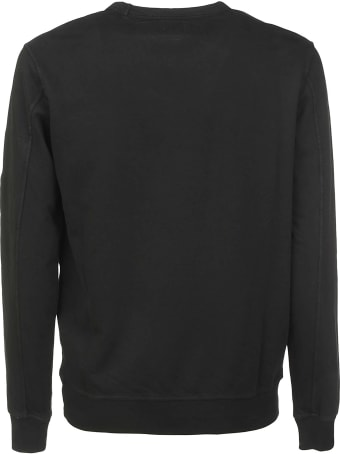 C.P. Company Classic Ribbed Sweatshirt
