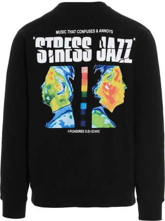 Pleasures 'stress Jazz Premium' Sweatshirt