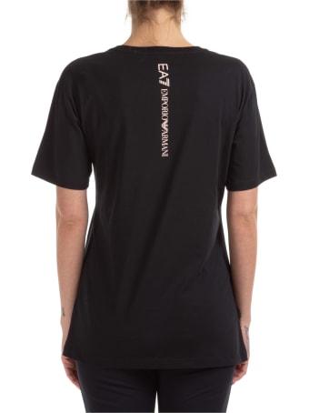 EA7 Emporio Armani Ea7 Karl Oui T-shirt