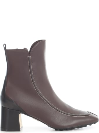 Rodo Ankle Boots 5 Heel