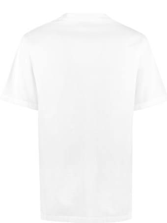 Maison Labiche Embroidered Cotton T-shirt