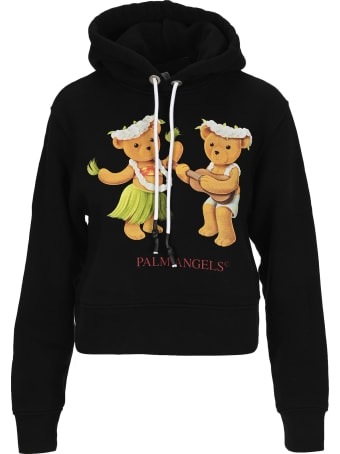 Palm Angels Dancing Bears Hoodie