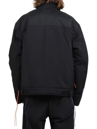 Peak Performance X Ben Gorham Black Jacket