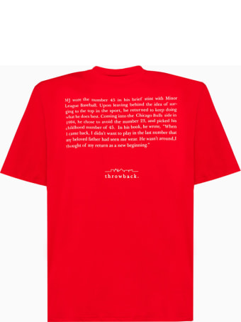 Throwback T-shirt Tbt-45