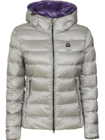 Blauer Hooded Padded Jacket