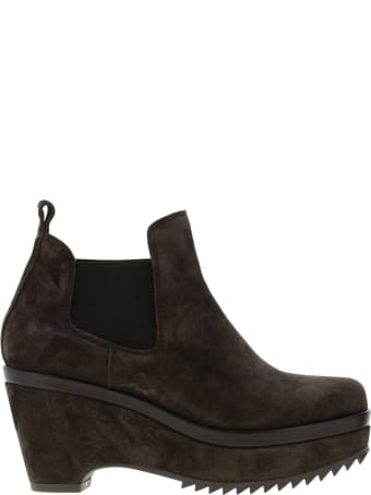 Pedro Garcia Heeled Booties Shoes Women Pedro Garcia