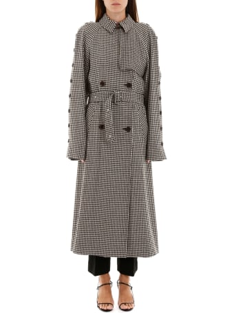 Rokh Houndstooth Coat